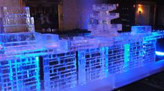 Brick Ice Bar Ice Luge, Ice Bars, Summer Fun, Liquor, Catering, The Incredibles, Animal Decor, Brick, Friendship