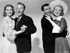 Grace Kelly, Bing Crosby, Frank Sinatra, Celeste Holm — High Society