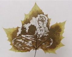 creativ, carv art, leaf carv, artworks, green leaf, leaf cut, leaf art, leaves, cut leav