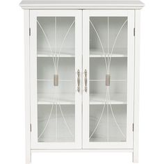 Veranda Bay Floor Cabinet by Elegant Home Fashions