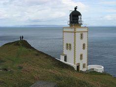 File:Holy Isle Outer Lighthouse