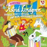 Piosenki Astrid Lindgren: Spiewaja Dzieci z Udzialem [CD], 21117169