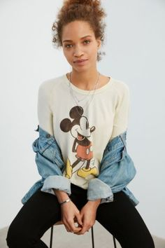 Junk Food Graphic Raglan Tee - Urban Outfitters