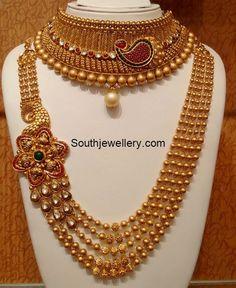 antique_gold_necklace_models.jpg (720×881)