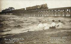 1909 Canadian River, near Canadian, TX
