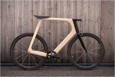 opvallende fiets