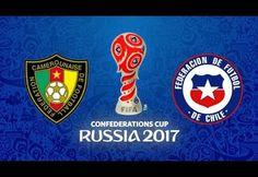 Ver Camerún vs Chile EN VIVO Online Copa Confederaciones 18 Junio 2017