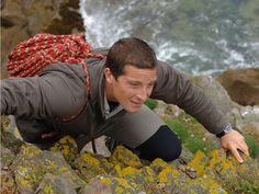 Bear Grylls - Mountaineer, explorer and adventure presenter, Man vs. Wild