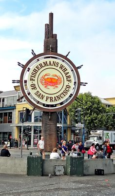 - Fisherman's Wharf San Francisco Travel Guide, Bay Area, Travel Guides, Night Life, North America, The Neighbourhood, California, Vacation, City