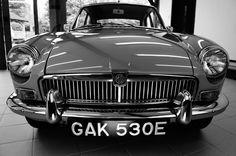 MGB GT MK 1