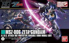 Yes! It's Zeta #Gundam! #love the boxart. #bandai #plamo #Monday #gunpla #instatoys #toys