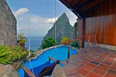 Amazing Facts: Fabulous Caribbean Resort of Ladera (20 pics)