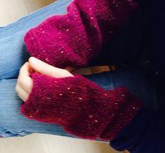 mittens knitting by pompom  pom-pom.me