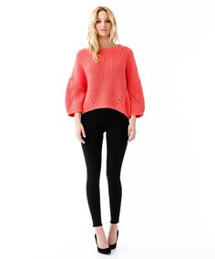 Cute knitted sweater | Gina Tricot New Arrivals | www.ginatricot.com | #ginatricot