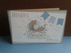 #Karte#Baby#Stampin`Up!