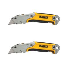 DEWALT Retractable Utility Knife (2-Pack)-DWHT71700 - The Home Depot
