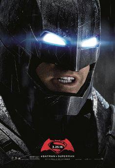 Batman V Superman Unused Batman poster Superman Looks Terrifying in Unused Batman V Superman Posters