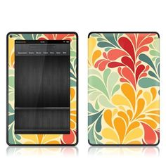 Gelaskins Protective Film for Amazon Kindle Fire - Sea Garden by Gelaskins. $7.99. EW Luxurious matte finish ?Customize and protect your Amazon Kindle Touch ?Our Kindle skins cover the front and back of the Kindle ?3M technology for easy application and clean removal ?Super-thin (less than 1mm) tough scratch protection ?Avoid the bulk of other Kindle cases with GelaSkins ?Compatible with other Kindle covers and accessories. Save 60%!