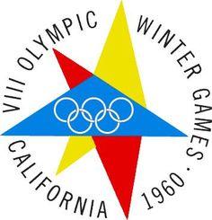 1960 Squaw Valley Olympics Logo