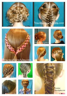 2012 favorite hairstyle tutorials collection, hair4myprincess
