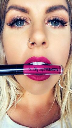 Long lasting, kiss proof, smudge proof, lip fluid a must have. Lip Tips, Kiss Proof, Nu Skin, Beauty Supply, Reign, Lips, Skin Care, Cosmetics, Lifestyle