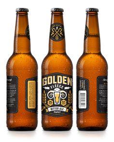 #Packaging inspiration | #869 Golden Fleece by Shepherd