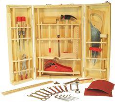 Children's Professional Carpentry Tools
