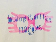 Blame it on the Nargles Luna Lovegood Harry by LunaLovegoodIsOk