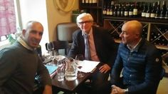 Great wines form Italy in Vilnius!  Trade mission in Lithuania, February 2016