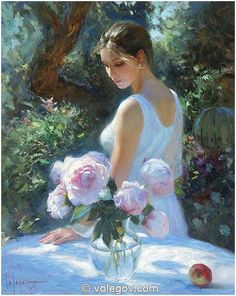 "1Vladimir Volegov 23 октября ""Lightness of being"", 92x73 cm, oil on canvas. October 2014 #lightness #being #sun"