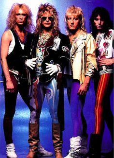 David Lee Roth Band - FANTASTIC BAND - Billy Sheehan, David Lee Roth, Greg Bissonette, Steve Vai
