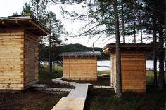 Rindal Sauna – NTNU Live Studio