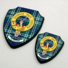 Clan Wall Plaques