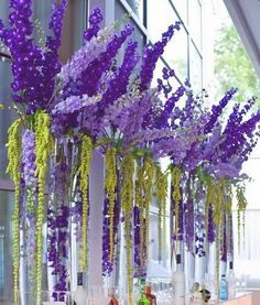 purple reception wedding flowers,  wedding decor, purple lavender wedding flower centerpiece, purple wedding flower arrangement, add pic source on comment and we will update it. www.myfloweraffair.com