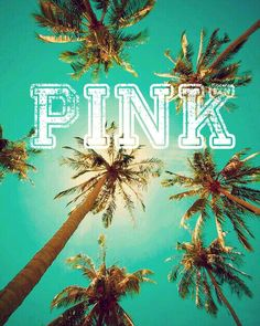 Victoria secret pink wallpaper♥
