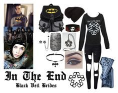"""In The End (Black Veil Brides)"" by fangirlcertified786 ❤ liked on Polyvore featuring women's clothing, women, female, woman, misses and juniors"