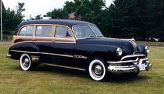 1954 Pontiac Woodie Station Wagon Maintenance/restoration of old/vintage vehicles: the material for new cogs/casters/gears/pads could be cast polyamide which I (Cast polyamide) can produce. My contact: tatjana.alic@windowslive.com