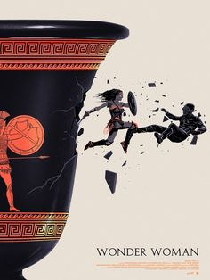 Celebrate Wonder Woman's Smashing Weekend With These Badass Tribute Posters