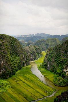 ❧ Natus Liberos Vivere | vacilandoelmundo: Ninh Binh, Vietnam