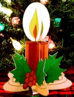 *****KEEP THIS ONE AT THE TOP***** FIVE STARS***** FREE Printabe Christmas 3-D Crafts - great holiday projects