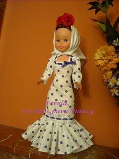 Spain Madrid, Harajuku, Barbie, Costumes, Dolls, Summer Dresses, Style, Fashion, Doll Dresses