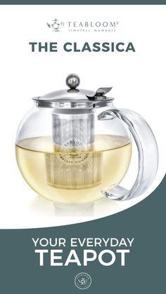 Tea Pitcher, Safe Glass, Glass Teapot, Fruit Water, Tea Pot Set, Tea Gifts, Flower Tea, Newlywed Gifts, My Cup Of Tea
