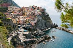 Five beautiful Italian villages along the Ligurian coast – what more could a visitor ask for? Spectacular sea views, charming narrow streets, amazing cuisine, gorgeous hiking, it&#8217…