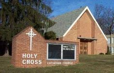 Holy Cross Lutheran Church 8516 Loch Raven Blvd Towson, MD 21286 www.holycrosstowson.com