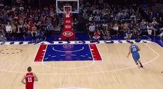 basketball nba dunk reverse slam dunk gordon orlando magic aaron gordon air gordon #humor #hilarious #funny #lol #rofl #lmao #memes #cute