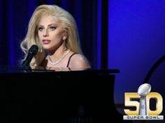 Lady Gaga Will Sing National Anthem At Super Bowl