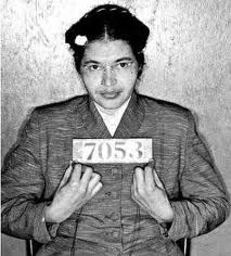 Rosa Parks: Sometimes right is right & wrong is wrong & someone has to set the record straight.