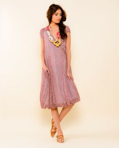 Lookbook - E'13 Lilith Collection  LOVE this sweet, easy summer dress!
