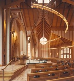 St. Matthew's Episcopal Church   Moore Ruble Yudell Architects & Planners