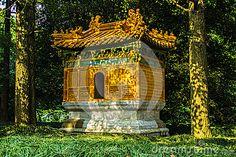 Ming Xiaoling Tombs in Nanjing China